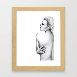 Woman #1 Framed Art Print