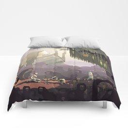 Scene #14: 'Ben' Comforters