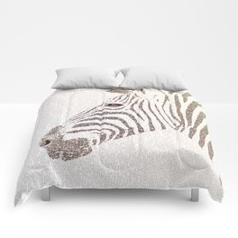 The Intellectual Zebra Comforters