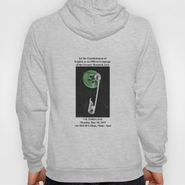 English as an Official Language in the Greater Montreal Area Hoody