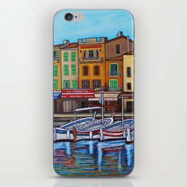 Colours of Cassis iPhone Skin