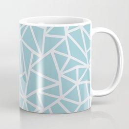 Ab Outline Salt Water Coffee Mug