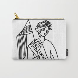 Votes for Women Carry-All Pouch