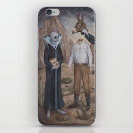 The Coronation iPhone Skin