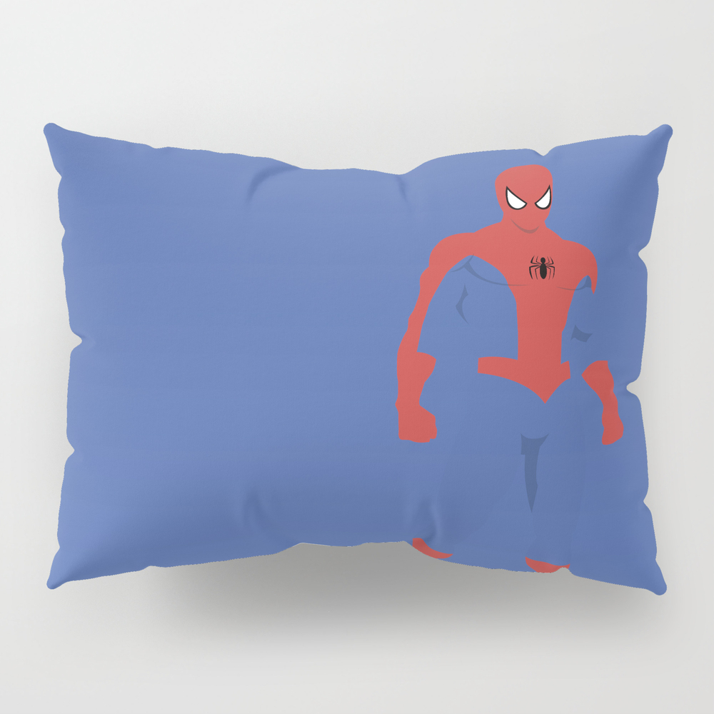 Spider-man Pillow Sham by Diegosouza PSH8478302