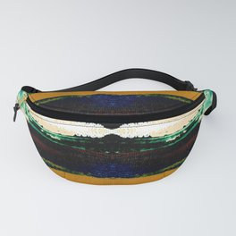 symmetric fine art4 Fanny Pack