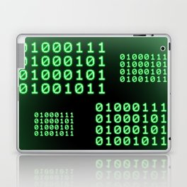 Binary code for GEEK Laptop & iPad Skin