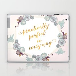 Practically Perfect Laptop & iPad Skin