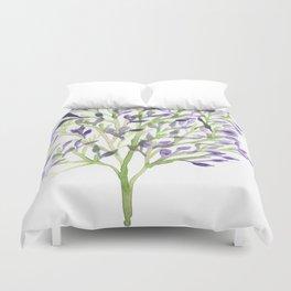 Watercolour Tree 1 Duvet Cover