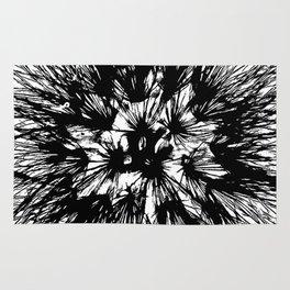 Make A Wish Dandelion Vector In Black Rug