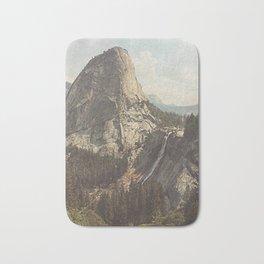 Nevada Falls Yosemite Bath Mat