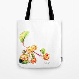Juicy Berry Tote Bag
