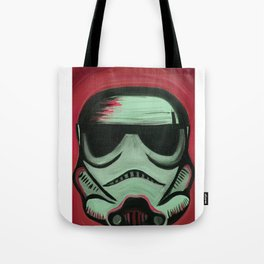 Storm Tripper: Red Tote Bag