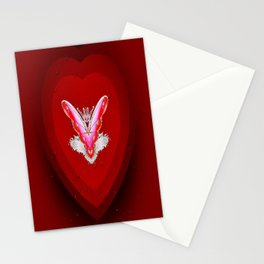 Love Zone Stationery Cards