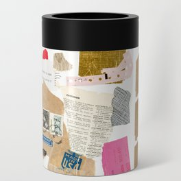 Paper Trail I  Can Cooler
