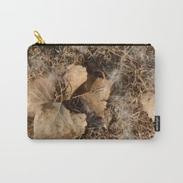 Winter Wetlands Carry-All Pouch