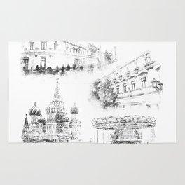 Moscow ,Kremlin Rug