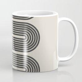 Geometric Mid Century Art Coffee Mug