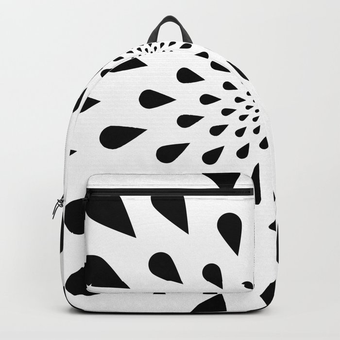 Trance Teardrops Backpack