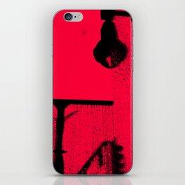 Washing Away Night Sins iPhone Skin