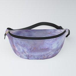 purple agate 0743 Fanny Pack