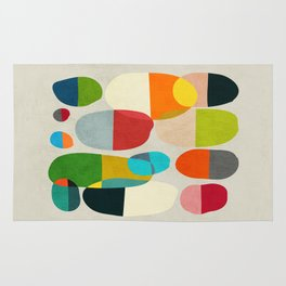 Jagged little pills Rug
