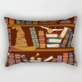 Hogwarts Things Rectangular Pillow