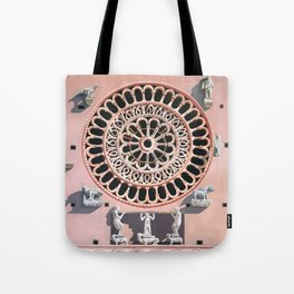 Assisi Cathedral Tote Bag