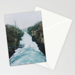Huka Falls Stationery Cards