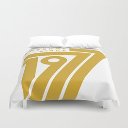 Awesome Since 1977 Duvet Cover
