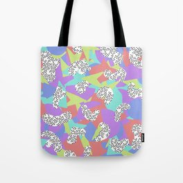 90's Pattern Tote Bag