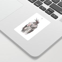 Creepy_Dude_11 Sticker