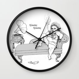Colombina Wall Clock