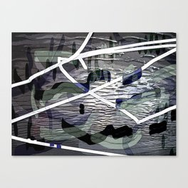 TM-037 Canvas Print