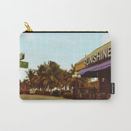 Sunshine on Bay Drive Carry-All Pouch