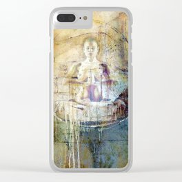 Mind Off Clear iPhone Case