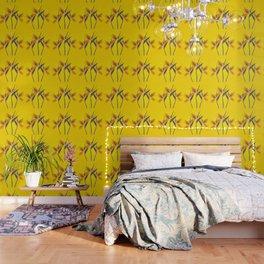 strelitzia - Bird of Paradise Flowers II Wallpaper
