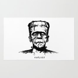 Karloff's Monster Rug
