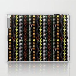 Abstract ethnic pattern. Laptop & iPad Skin