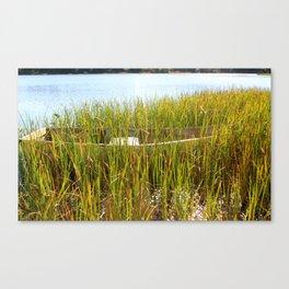 Cape Cod Pond Canvas Print