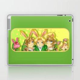 Legend of Zelda: Bunny hoods Laptop & iPad Skin
