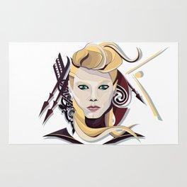 Queen Lagertha Rug
