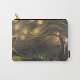 Illuminated Dreams Carry-All Pouch