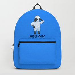 Sheep Chic Backpack