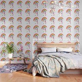 unicorns are born in December Wallpaper