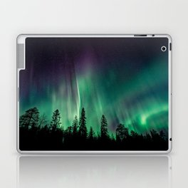 Aurora Borealis (Heavenly Northern Lights) Laptop & iPad Skin