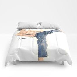 Sensei. Comforters
