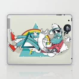 Hipster Rules Laptop & iPad Skin