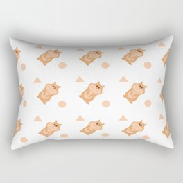 Hamsters Rectangular Pillow