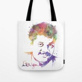 Splatter Tyson Tote Bag